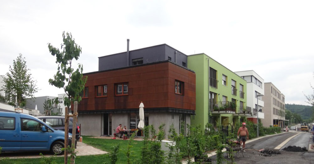 Single houses
