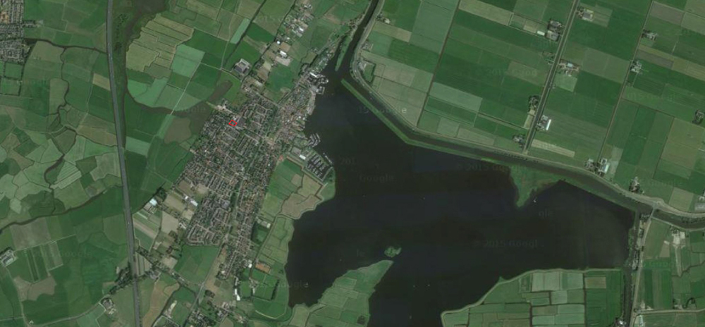 Akersloot is a large village in a rural setting